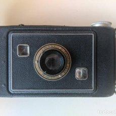 Cámara de fotos: CAMARA DE FUELLE KODAK JIFFY SIX-20 TWINDAR LENS - BUEN ESTADO - AÑOS 30. Lote 268316624
