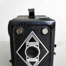 Cámara de fotos: ANTIGUA CÁMARA BILORA BOX. AÑOS 40.. Lote 269445713