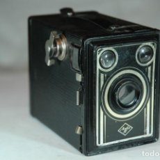 Cámara de fotos: CAMARA AGFA BOX 24. Lote 270001178