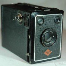 Cámara de fotos: CAMARA AGFA BOX 64 SPEZIAL. Lote 270001698