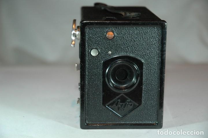 Cámara de fotos: CAMARA BOX 6X9 AGFA 50 EN FUNCIONAMIENTO - Foto 2 - 270002458