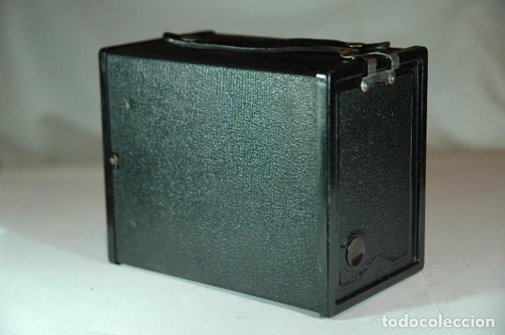 Cámara de fotos: CAMARA BOX 6X9 AGFA 50 EN FUNCIONAMIENTO - Foto 4 - 270002458