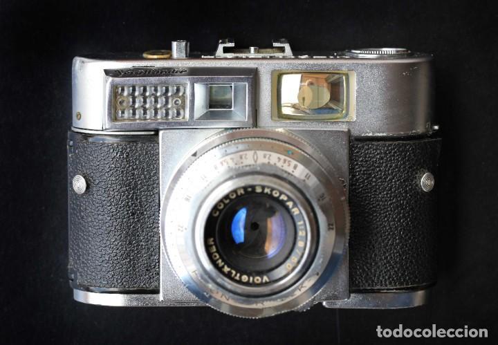 Cámara de fotos: Voigtlander Vitomatic 2 - Foto 3 - 274585493