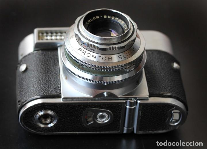 Cámara de fotos: Voigtlander Vitomatic 2 - Foto 4 - 274585493