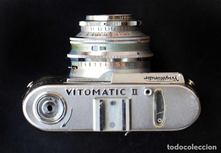 Cámara de fotos: Voigtlander Vitomatic 2 - Foto 6 - 274585493