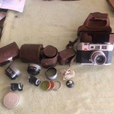 Fotocamere: VINTAGE YAMATO PAX M4 CÁMARA TELEMÉTRICA DE PELÍCULA (PAX TIPO) CON 45MM 1:2 .8 LENTE. Lote 275770213