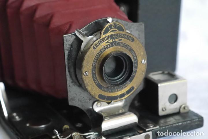 Cámara de fotos: Cámara fotográfica Kodal Brownie Automatíc - Foto 3 - 277624653