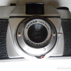 Cámara de fotos: CAMARA FOTOGRAFICA ANTIGÜA MARCA V I K I NG. Lote 280581813