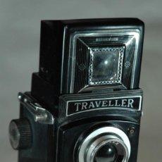 Fotocamere: CAMARA REFLEX DE 6X6 TRAVELLER. EN FUNCIONAMIENTO. Lote 286162763