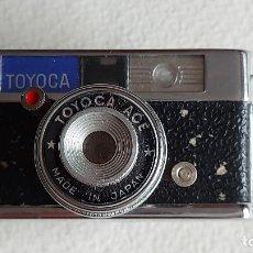 Appareil photos: U-169.- MINI CAMARA FOTOGRAFICA -- TOYOCA -- DE ESPIA .- MADE IN JAPAN , 6,5. CM , VER FOTOS. Lote 286164733