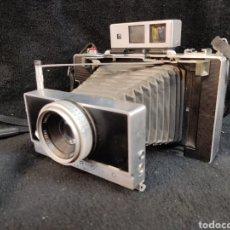 Cámara de fotos: CÁMARA DE FOTOS POLAROID MODELO 180. Lote 287858458
