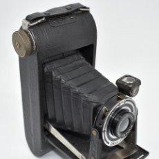 Cámara de fotos: RAREZA, DESCONOCIDA..120 FILM..ZENITH SUPER..DE 1930-1940..MUY BUEN ESTADO..FUNCIONA. Lote 288057853