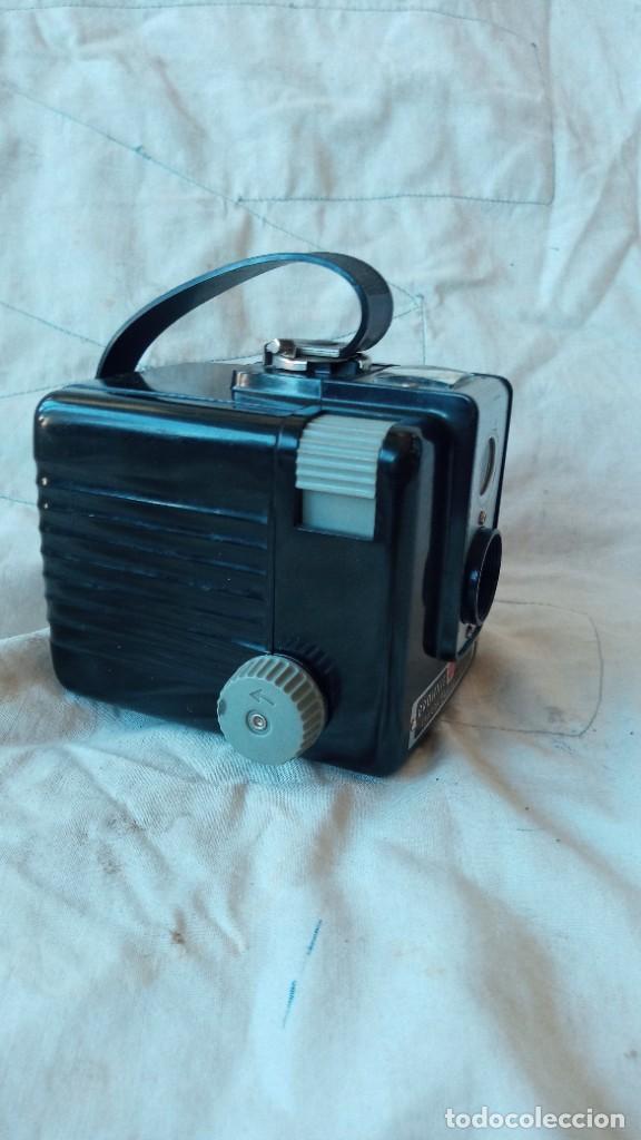 Cámara de fotos: Camara de fotos Brownie Kodak Hawkeye. - Foto 2 - 288077288