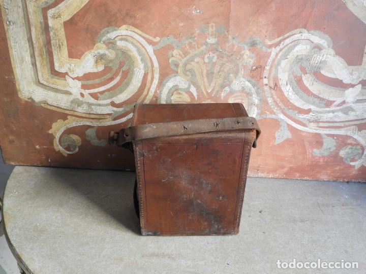 Cámara de fotos: MAQUINA DE FOTOS COMPUR REFLEX CON FUNDA Y PLACAS - Foto 13 - 288731493