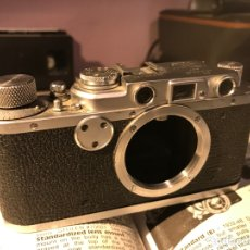 Fotocamere: CAMARA LEICA III STANDARD, NUM 342132. AÑO 1939, SEGUN GUIDE MCKEOWNS. Lote 55332323