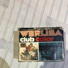 Fotocamere: CAMARA WERLISA CLUB COLOR NUEVA EN SU CAJA ORIGINAL Y CON MANUAL DE INSTRUCCIONES. Lote 291061793