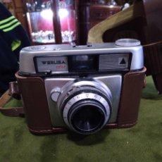 Cámara de fotos: CÁMARA DE FOTOS WERLISA COLOR. Lote 295435348