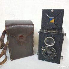 Cámara de fotos: VOIGTLANDER BRILLANT, PRIMER MODELO, 1932.. Lote 295707333