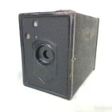 Cámara de fotos: AGFA BOX 24 DE 1933.. Lote 295710028