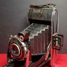 Cámara de fotos: CÁMARA AGFA BILLY RECORD. Lote 296687818