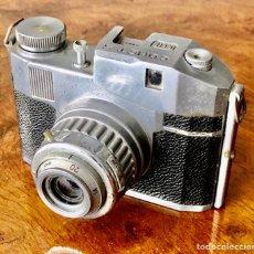 Cámara de fotos: CÁMARA ANTIGUA DE COLECCIÓN BENCINI COMET S. Lote 297098883