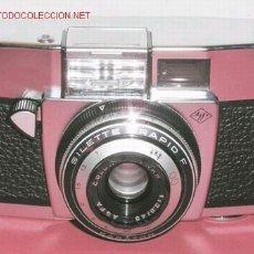 Cámara de fotos: AGFA SILETTE RAPID F NUEVA. Lote 16973622