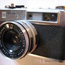 Cámara de fotos: YASHICA MG -1 ( OBJETIVO YASHINON 45 MM; 1 : 2.8 ). Lote 27987274