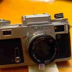 Cámara de fotos: KIEV 4M + FUNDA Y CAJA ORIGINAL. Lote 27085401