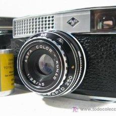 Cámara de fotos: CAMARA CLASICA AGFA OPTIMA RAPID 250 (1.965). Lote 26811658