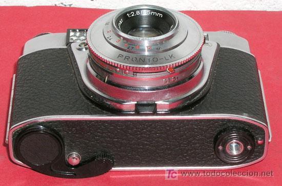 Cámara de fotos: KODAK RETINETTE IB - Foto 3 - 14110451