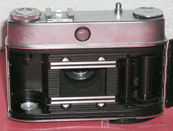 Cámara de fotos: KODAK RETINETTE IB - Foto 5 - 14110451