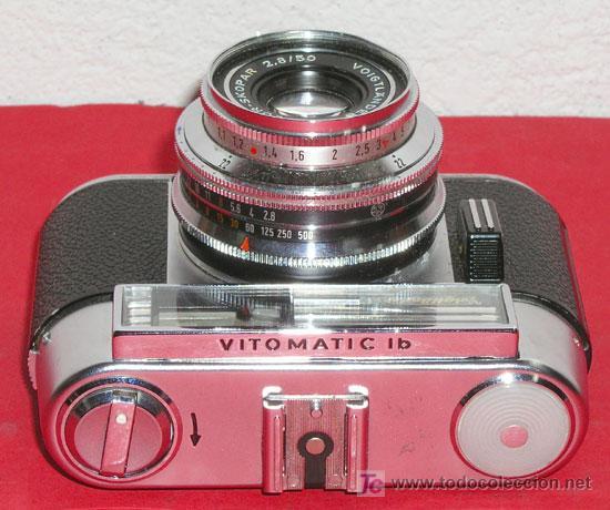 Cámara de fotos: VOIGTLANDER VITOMATIC Ib - Foto 2 - 16863079