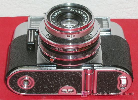 Cámara de fotos: VOIGTLANDER VITOMATIC Ib - Foto 3 - 16863079