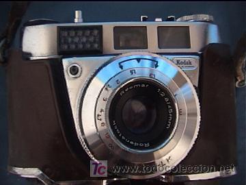 CAMARA FOTOS KODAK RETINETTE IB (Cámaras Fotográficas - Clásicas (no réflex))