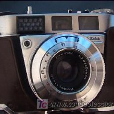 Cámara de fotos: CAMARA FOTOS KODAK RETINETTE IB. Lote 11091989