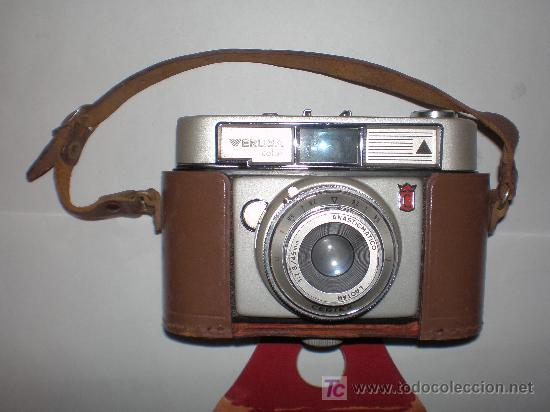 Cámara de fotos: ANTIGUA CAMARA FOTOGRAFICA WERLISA-color - Foto 2 - 26073045