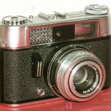 Cámara de fotos: VOIGTLANDER VITORET RD. Lote 16863120