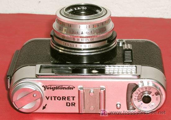 Cámara de fotos: VOIGTLANDER VITORET RD - Foto 4 - 16863120