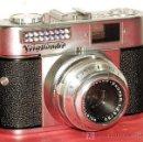 Cámara de fotos: VOIGTLANDER VITO BL. Lote 14110463