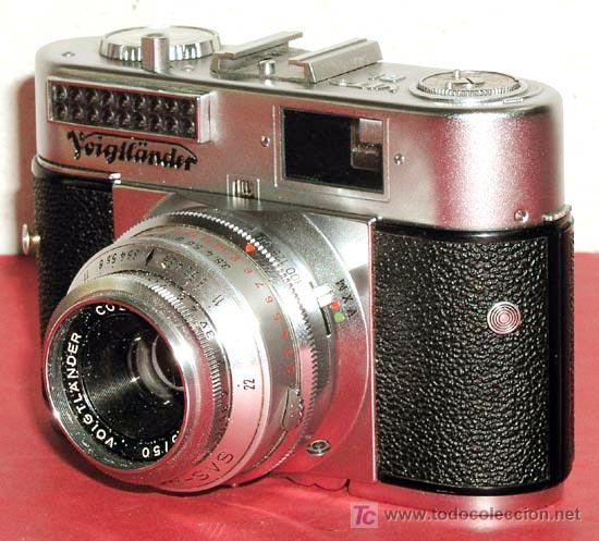Cámara de fotos: VOIGTLANDER VITO BL - Foto 2 - 14110463
