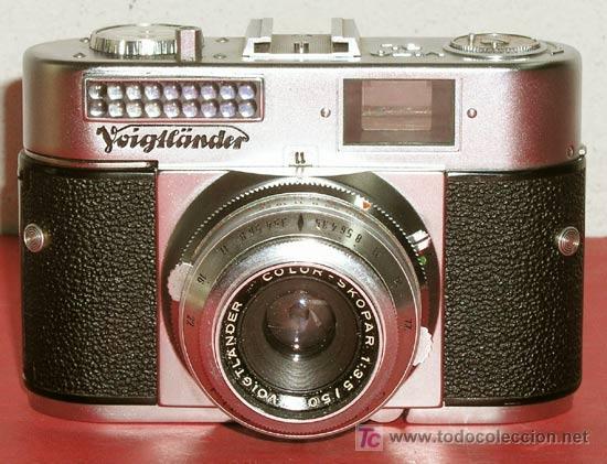 Cámara de fotos: VOIGTLANDER VITO BL - Foto 3 - 14110463