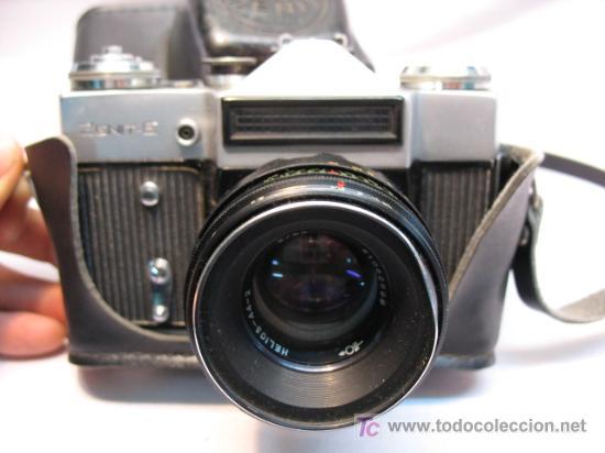 ZENIT - CAMARA FOTOGRAFICA (Cámaras Fotográficas - Clásicas (no réflex))