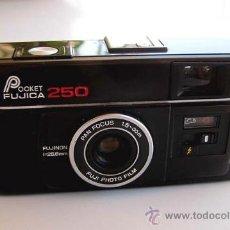 Cámara de fotos: FUJICA POCKET 250. Lote 26577147