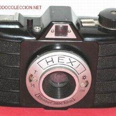 Cámara de fotos: HEXI DE BAQUELITA. Lote 17152202