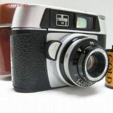 Cámara de fotos: CAMARA CLASICA ALEMANA ROLLOP 35 (1965). Lote 26231440