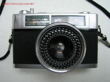 Cámara de fotos: CAMARA CLASICA DE TELEMETRO REVUE AUTO-MATIC DELUXE (1.965) - Foto 2 - 26518195
