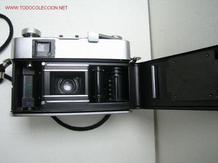 Cámara de fotos: CAMARA CLASICA DE TELEMETRO REVUE AUTO-MATIC DELUXE (1.965) - Foto 6 - 26518195