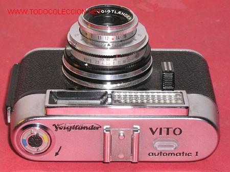 Cámara de fotos: VOIGTLANDER VITO AUTOMATIC I - Foto 2 - 16240726