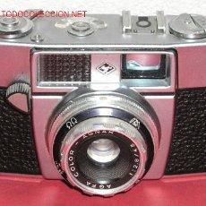 Cámara de fotos: AGFA OPTIMA IA. Lote 14176125