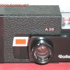 Cámara de fotos: ROLLEI A 26 DE COLECCION. Lote 16863090